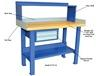 ACCESSORIES FOR INDUSTRIAL WORK BENCHES
